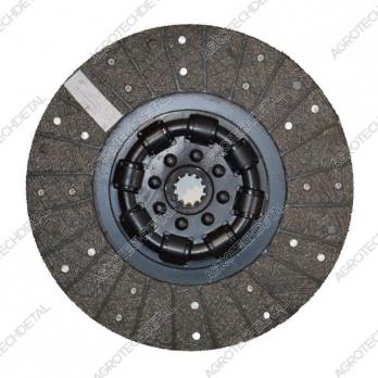 Диск сцепления МТЗ-1221 85-1601130 элипсонавитая накладка, усиленный ЛЗТД