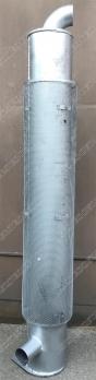 Глушитель ХТЗ 163.10.017