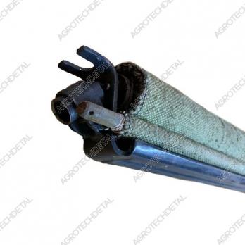 Шторка радиатора в сборе 125.08.012