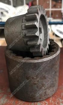 Привод НШ-32 старого образца