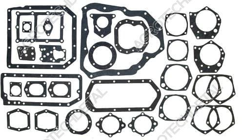 Ремкомплект прокладок КПП колесного Т-150